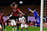 Italie : Milan rate une balle de match pour la C1