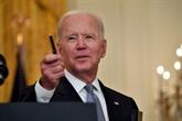 Biden accorde 20 millions de doses supplémentaires vers des pays tiers