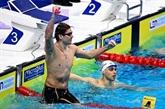 Kolesnikov premier homme sous les 24 sec sur 50m dos