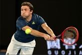 Tennis : sale journée pour les Français à Lyon