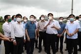 Confirmation de 19 nouveaux cas au Vietnam ce mardi matin