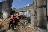 Israël va temporairement rouvrir un point de passage vers Gaza