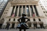 Wall Street limite les pertes et termine en petite baisse