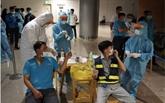Hô-Chi-Minh-Ville et la prévention épidémique dans les zones Industrielles