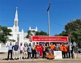 Célébration du 131e anniversaire de la naissance du Président Hô Chi Minh au Mozambique