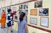 Une exposition de photos sur l'Oncle Hô dans la mégapole du Sud
