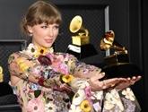 Grammy Awards : fin du comité