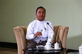 La solution au Myanmar peut être élaborée à la