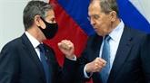 Blinken et Lavrov prônent la coopération