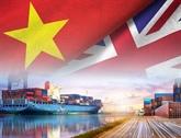 Approbation du plan de mise en œuvre de l'UKVFTA