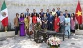Célébration du 131e anniversaire de la naissance du Président Hô Chi Minh à l'étranger