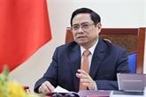 Le PM assiste à la 26e conférence internationale sur l'avenir de l'Asie