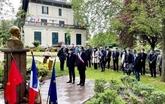 Le 131e anniversaire de la naissance du Président Hô Chi Minh célébré en France