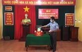 Certains bureaux de vote autorisés à organiser des élections anticipées