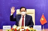Post-COVID : le Vietnam appelle à un développement plus fort en Asie