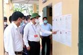Élections législatives : Hai Duong durcit des mesures préventives