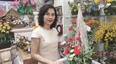 Huong Thuy fait fleurir la terre à sa manière