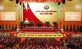 Programme d'action gouvernemental pour matérialiser la résolution du XIIIe Congrès du Parti