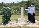 Vietnam - Chine : rencontre à la frontière et patrouille bilatérale à Diên Biên