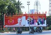 Parlement : le Vietnam, un point positif en matière de composition des députés