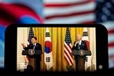 Biden et Moon expriment leur volonté de dialoguer avec la RPDC
