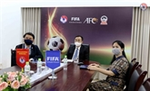 Une Vietnamienne élue membre de la Commission de discipline de la FIFA