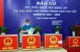 Les Vietnamiens votent pour les XVe élections législatives