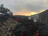 Éruption du volcan Nyiragongo, la lave atteint Goma