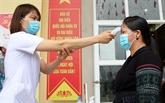 Élections législatives : nécessité d'assurer la prévention épidémique