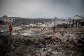 Eruption du Nyiragongo : Goma épargnée par la lave, les habitants inquiets des secousses