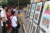 Beaux-arts : un concours pour les enfants