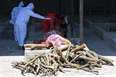 Inde : le bilan franchit la barre des 300.000 décès