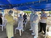Le Laos et le Cambodge continuent de dépister de nouveaux cas