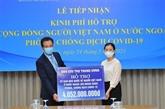 Aide pour les Vietnamiens résidant à l'étranger touchés par le COVID-19