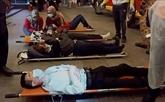 Plus de 200 blessés dans une collision de métros à Kuala Lumpur