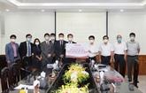 Honda Vietnam rejoint la lutte nationale contre le COVID-19