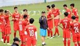 Les 29 footballeurs vietnamiens partiront pour les EAU