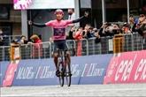 Tour d'Italie : Bernal dominateur dans les Dolomites