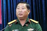 Sanction disciplinaire contre le général de brigade Trân Van Tài