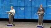 UE : les 27 endossent le certificat sanitaire, se divisent sur l'action climatique
