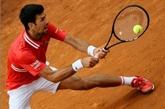Tennis : Djokovic réussit ses débuts à Belgrade