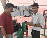 Un jeune homme remporte le succès avec ses solutions agricoles intelligentes
