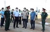 Bac Giang doit prendre des mesures plus drastiques dans la lutte contre le COVID-19
