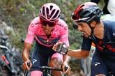 Tour d'Italie : Dan Martin brille, Bernal fléchit dans la 17e étape