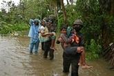 Le cyclone Yaas fait au moins neuf morts en Inde et au Bangladesh
