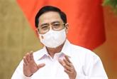Climat : le Premier ministre vietnamien va participer au Sommet virtuel P4G
