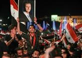 Syrie : le président Al-Assad remporte un quatrième mandat de sept ans