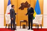 Le Rwanda et la France vont
