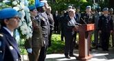 L'ONU rend hommage aux Casques Bleus décédés