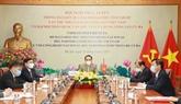 Informer Cuba et la Russie des résultats du XIIIe Congrès national du Parti communiste du Vietnam